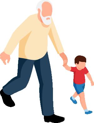 Asistencia y cuidado a mayores, menores, dependientes