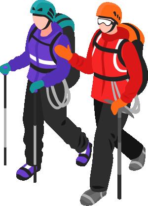 Entrenamientos y competiciones en actividad deportiva federada