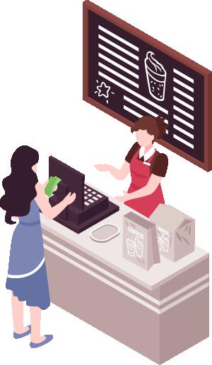 La hostelería con servicio para recoger o servir a domicilio